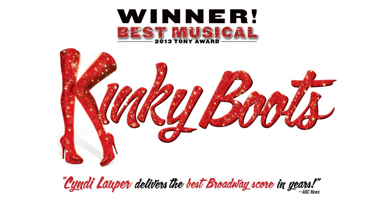Kinky Boots at Centennial Concert Hall