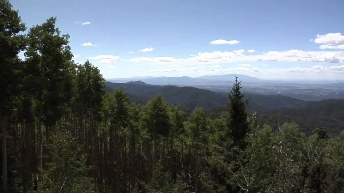 Video Thumbnail - youtube - Santa Fe National Forest Scenic Byway