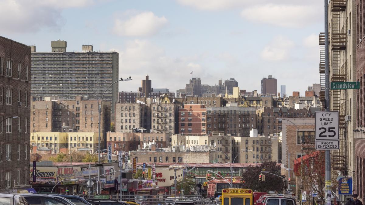 Grand Concourse Bronx NYC David La Spina