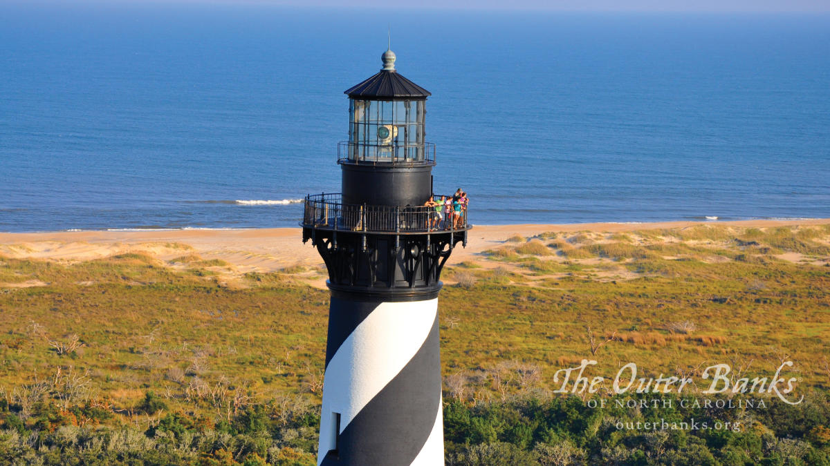 Cape Hatteras Lighthouse 2