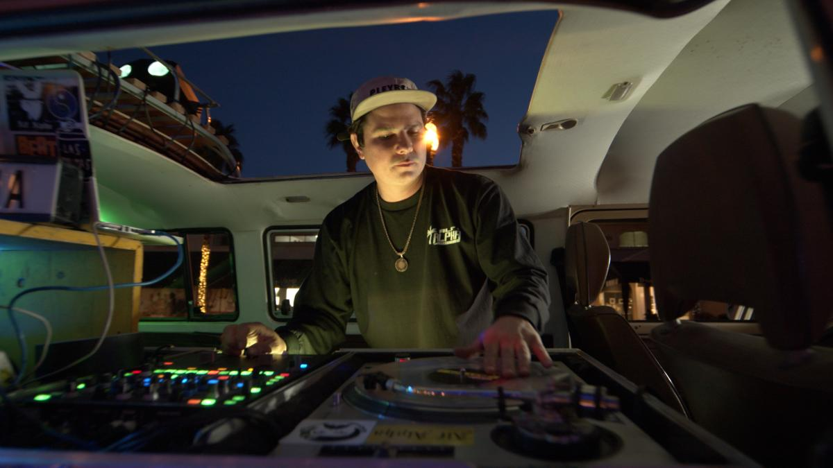 Artist - DJ Alf Alpha