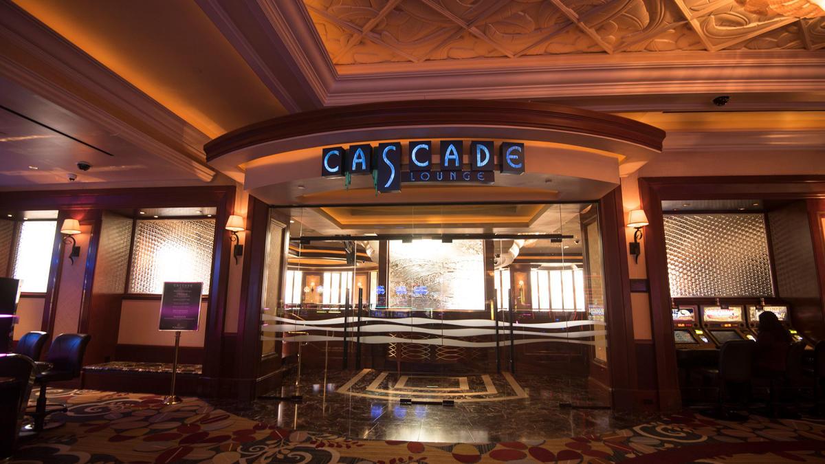 bachelorette party cascade lounge