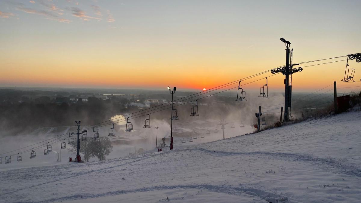 Wilmot Ski Resort Ski Lift