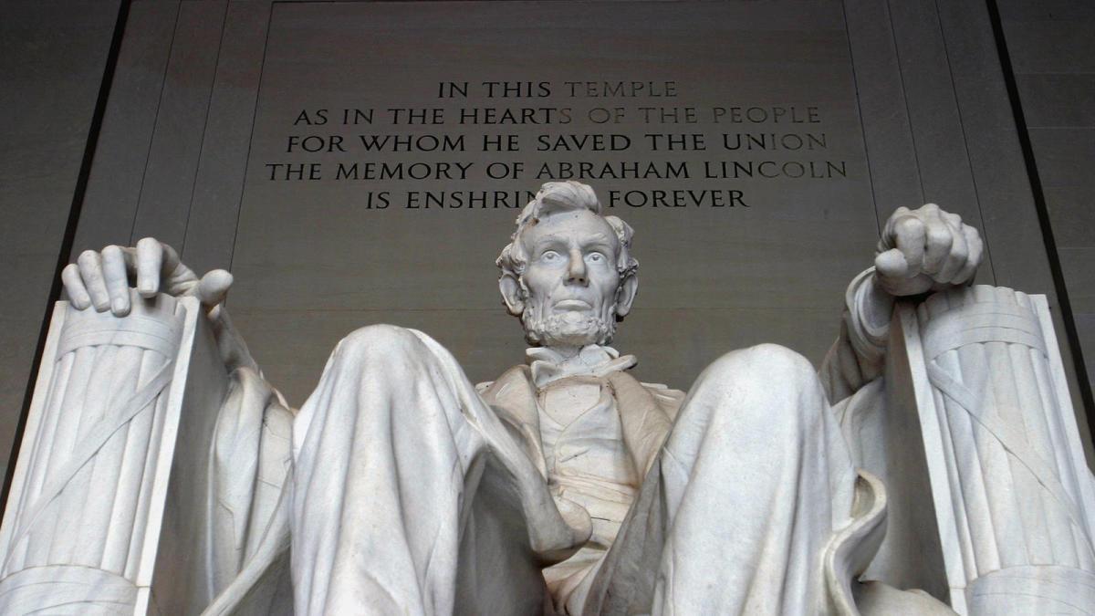 Lincoln Memorial A