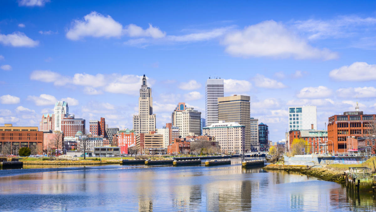 Essence Providence skyline