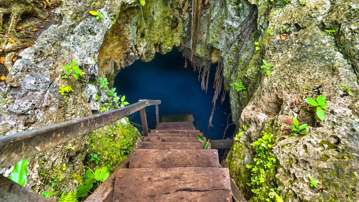Ruta de los Cenotes - 02 - Sietebocas