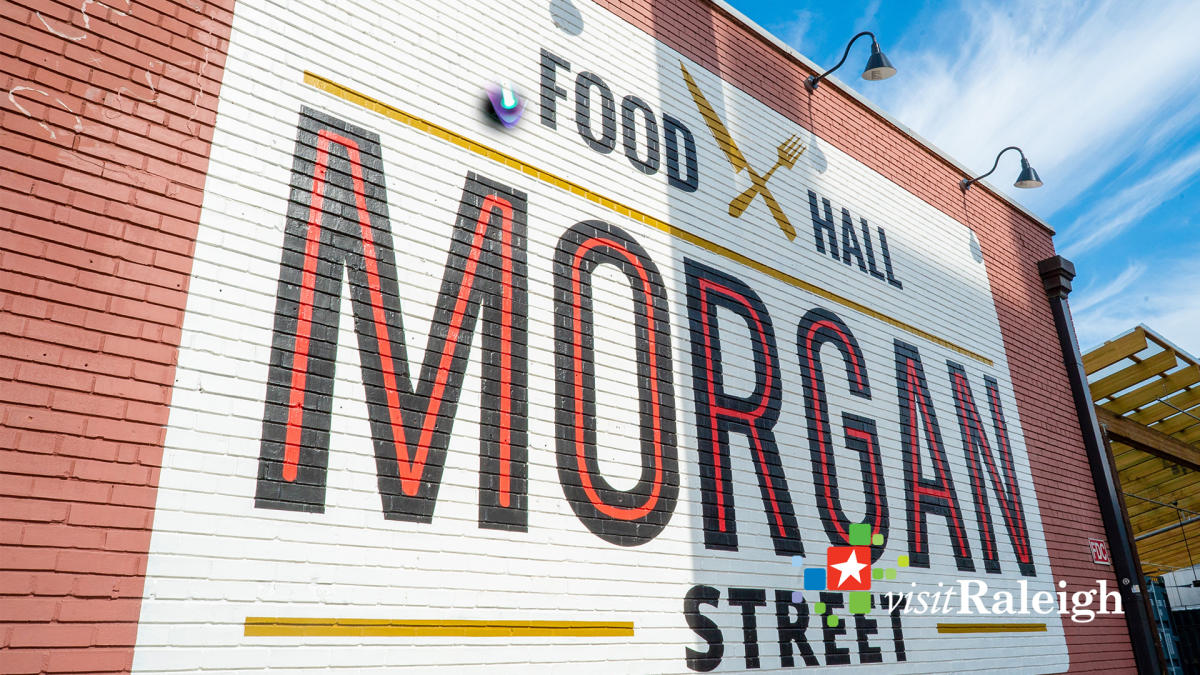 Morgan Street Food Hall Zoom Background