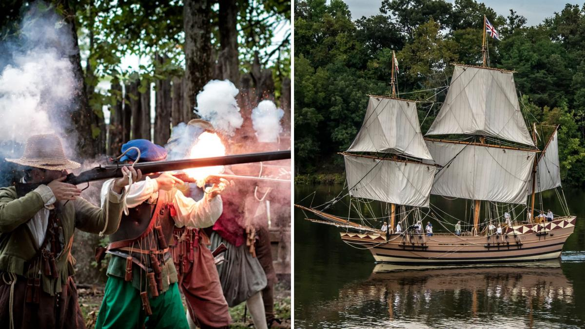 Publick Days at Henricus Historical Park
