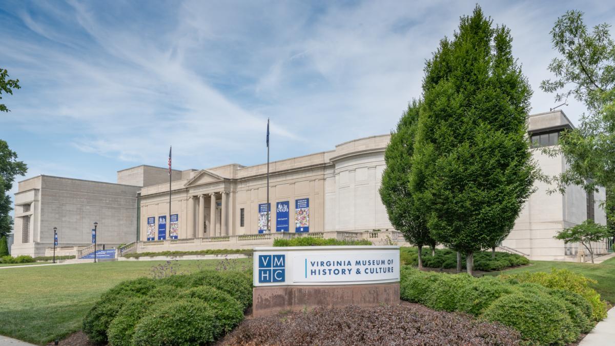 Va Museum History & Culture VMHC