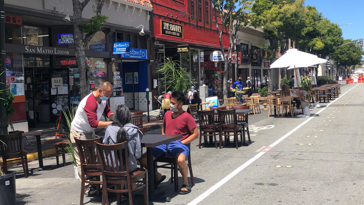 Street-dining-in-san-mateo-california