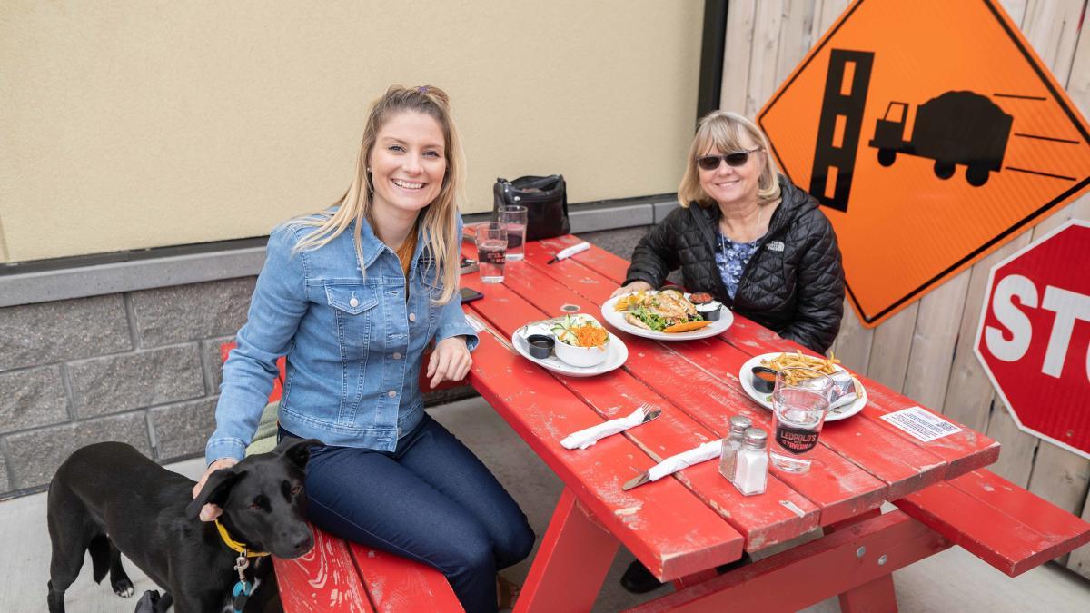 Pet Friendly Mother Daughter Getaway In Saskatoon