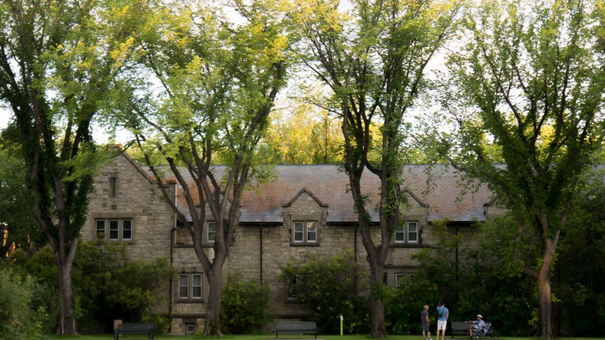 Elms at Saskatchewan Hall - Andy