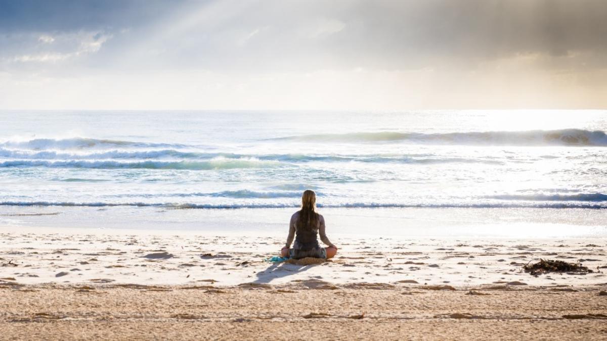 OC Yoga Festival in Huntington Beach
