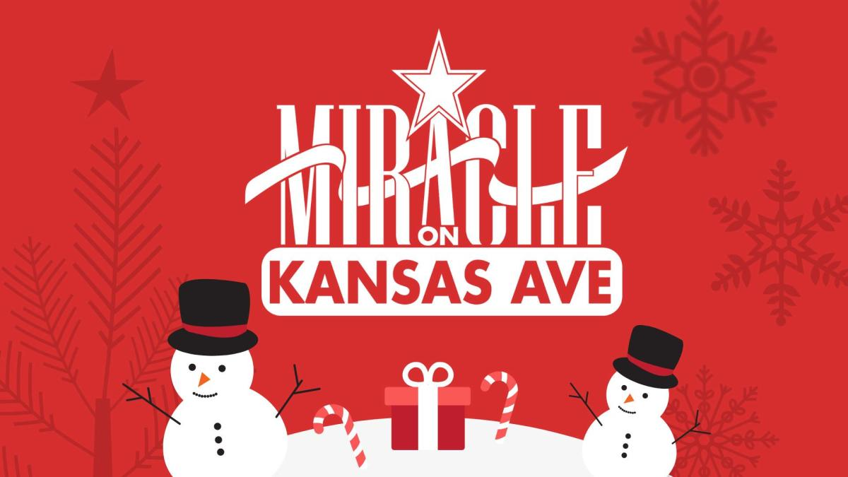 Miracle on Kansas Ave Parade