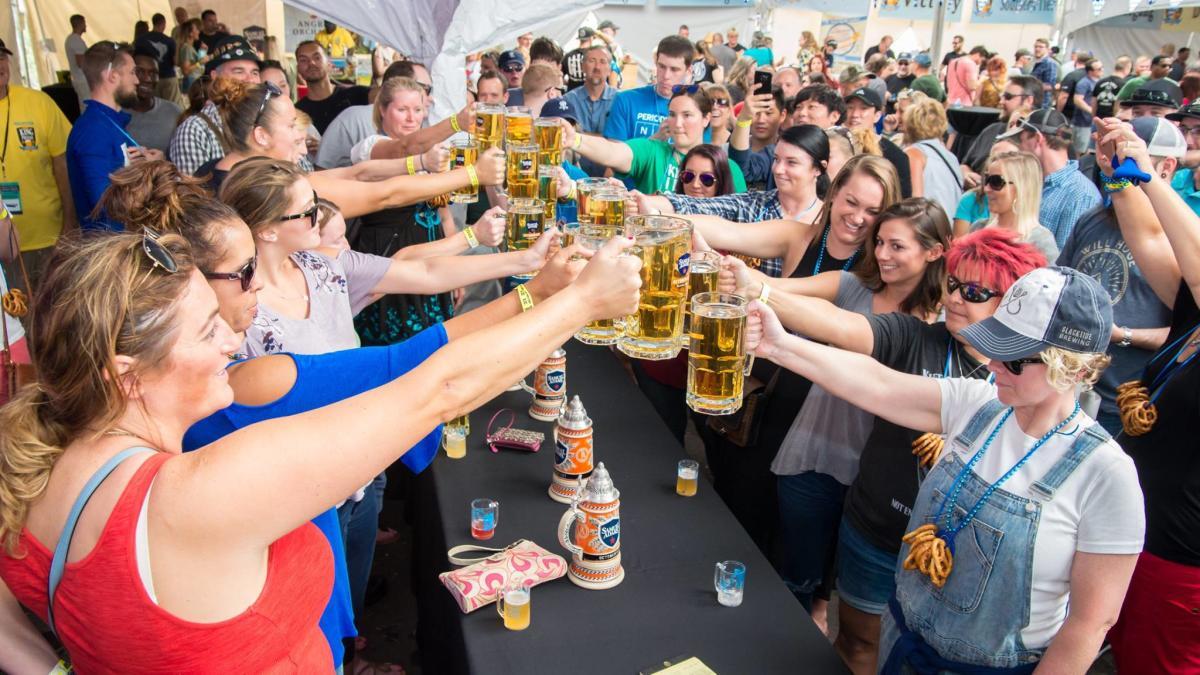 KOP Beerfest Cheers