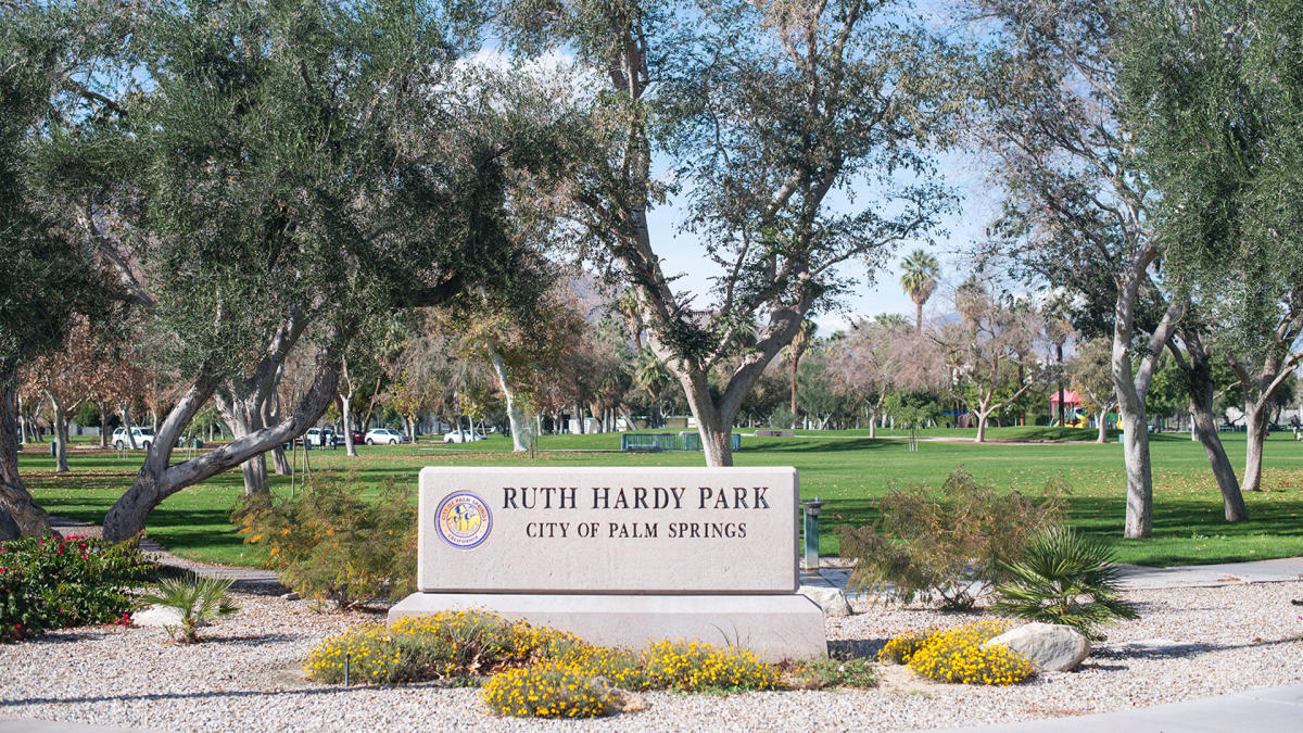 ruth hardy park palm springs