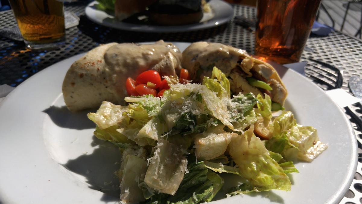 Martine's dish