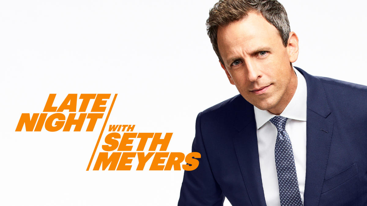 Image result for seth meyers