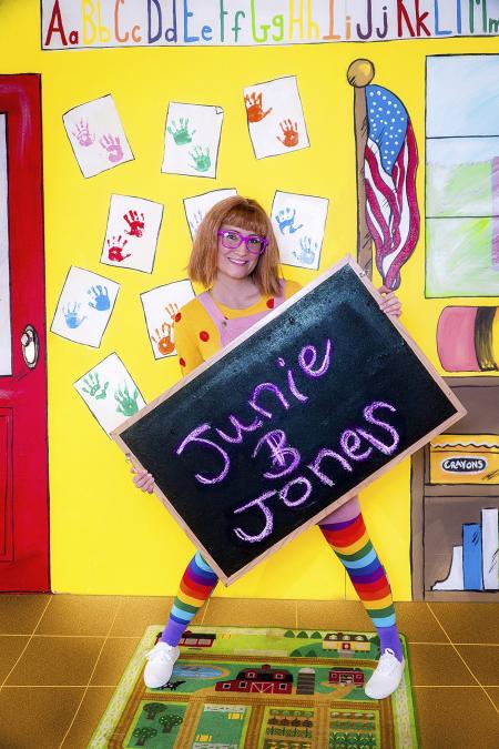 Junie B Jones at SCERA Theater
