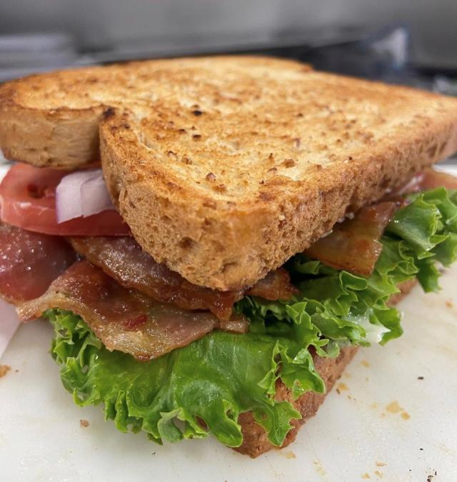 Il Primo Espresso BLT Sandwich