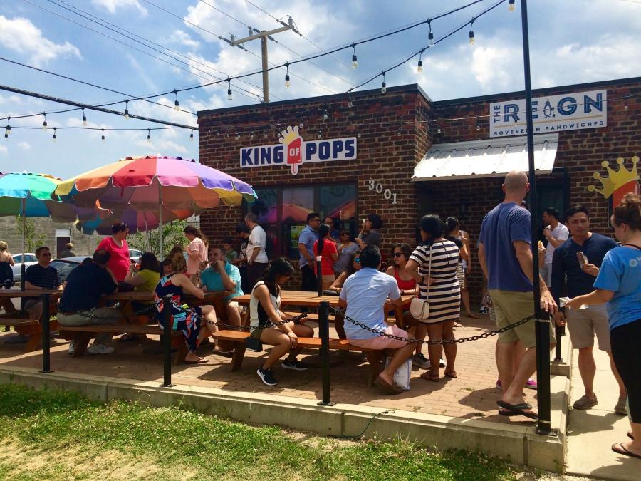 King of Pops Richmond
