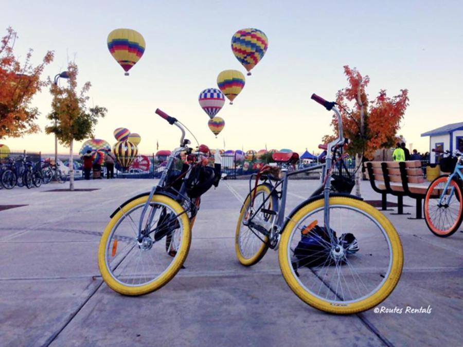 HeaderImage_Bikes_Routes-Rentals_Balloon-Fiesta