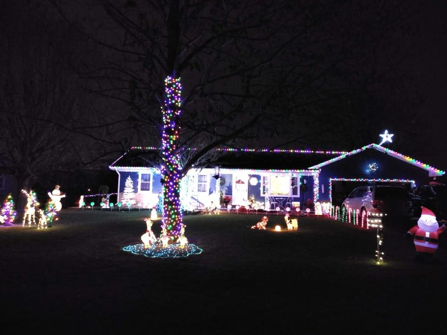 Kilbourn Holiday Display - Best Christmas Lights Display in Fort Wayne, Indiana
