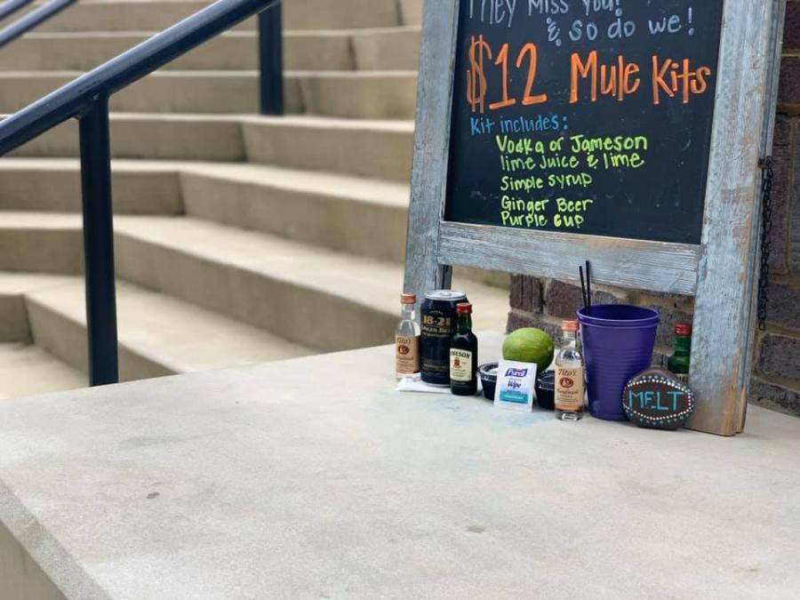 Mule Kits at Melt To Go in Huntsville