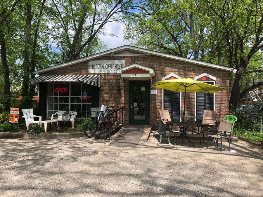 Olde Towne Coffee Shop