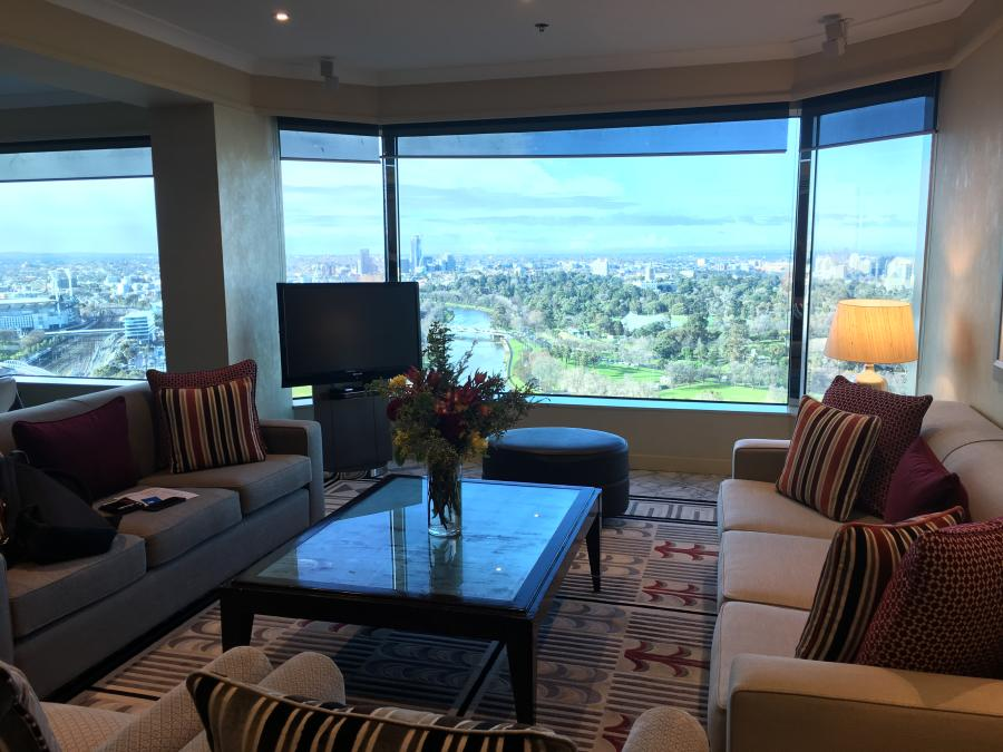 Grand Hyatt Melbourne - Diplomatic Suite