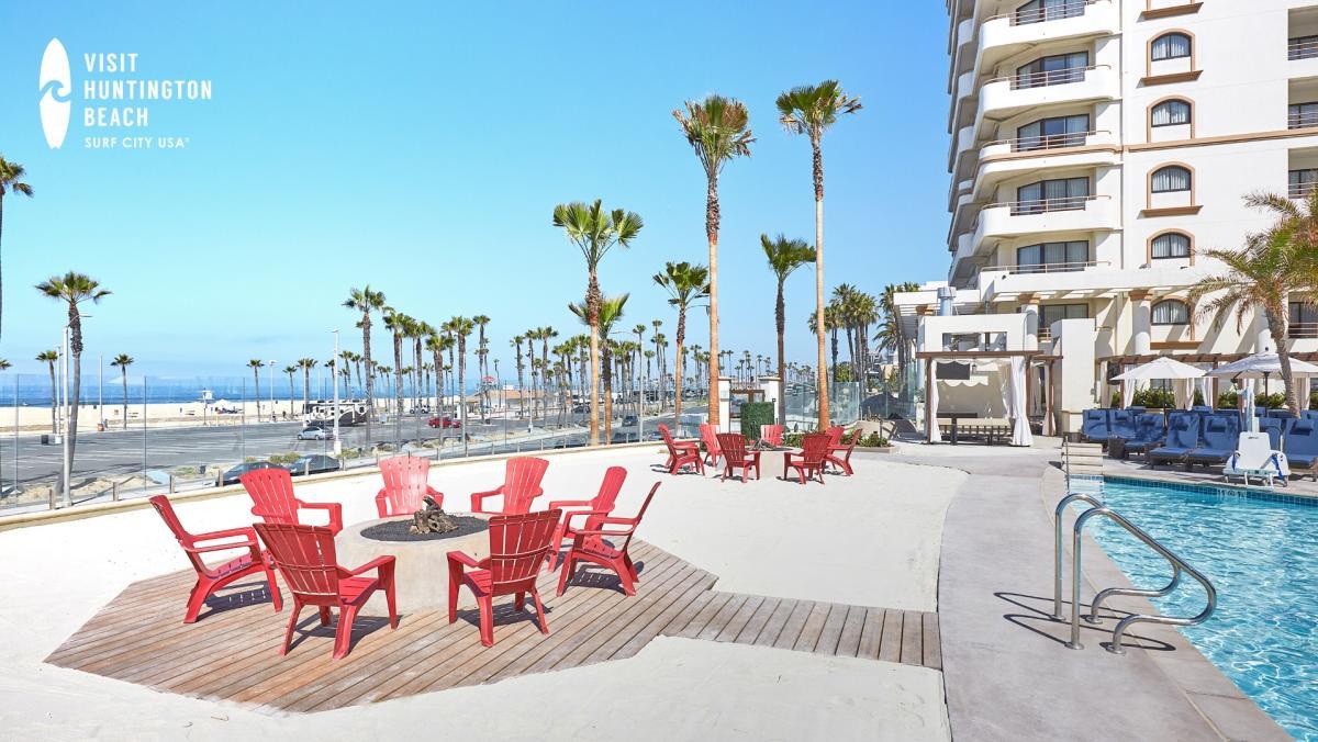 The Waterfront Beach Resort in Huntington Beach