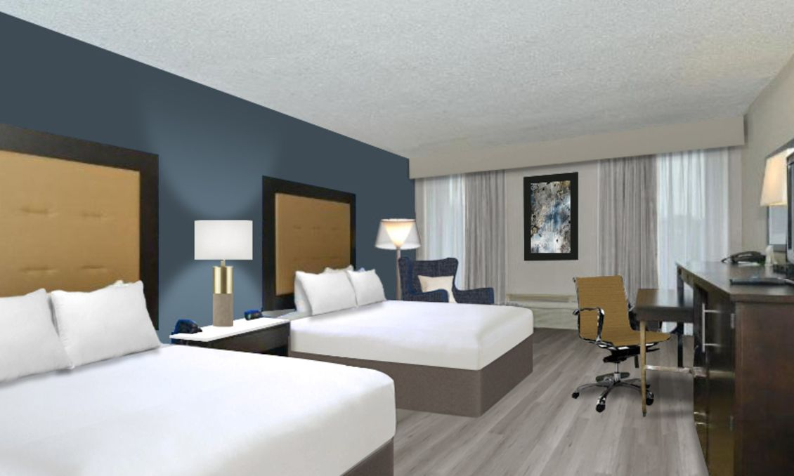 DoubleTree by Hilton Raleigh Midtown