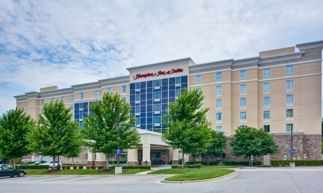 Hampton Inn & Suites Raleigh/Crabtree