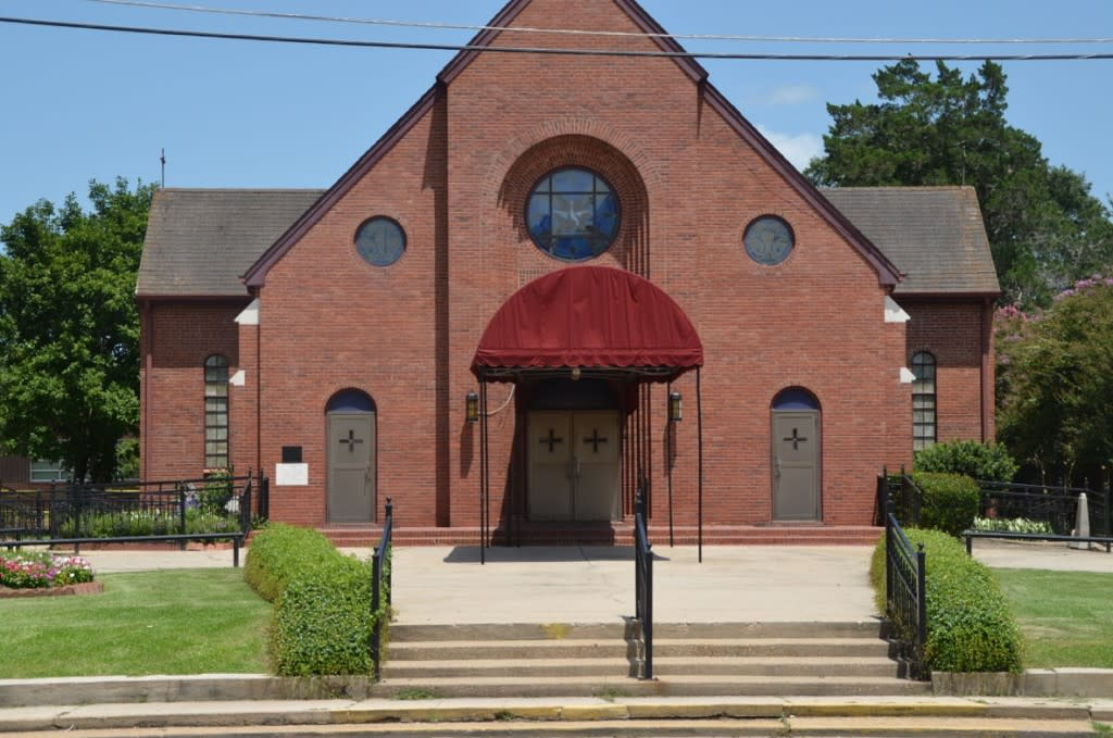 Holy Ghost Catholic Church, Opelousas