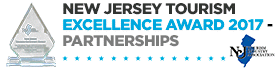 NJ Tourism Excellence Award 2017 logo