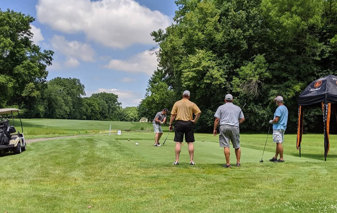 Oshkosh Golf Outdoors Men Summer Tee Off
