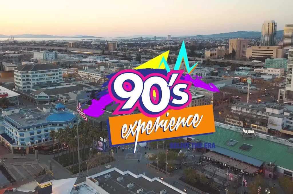 Experience The 90's