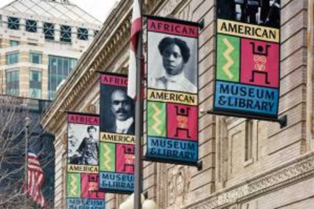African American Museum and Library