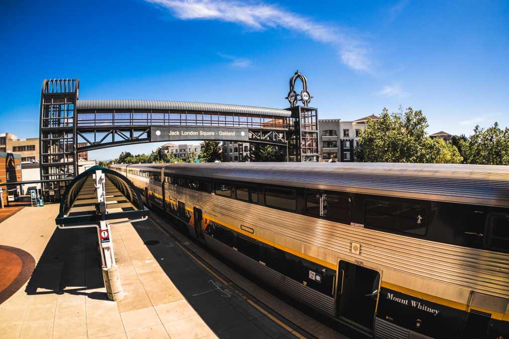 Amtrak Jack London Square