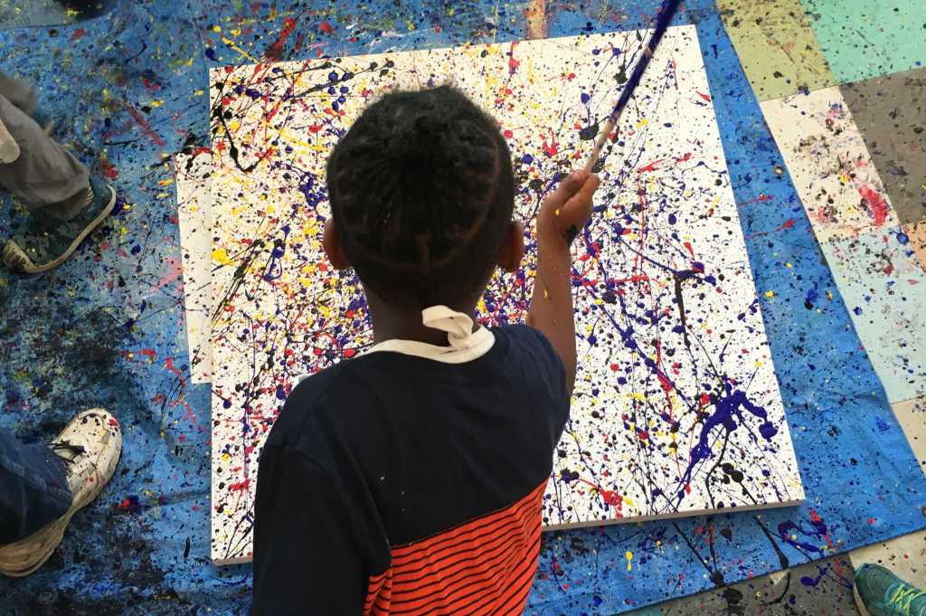 Youth Art Studio