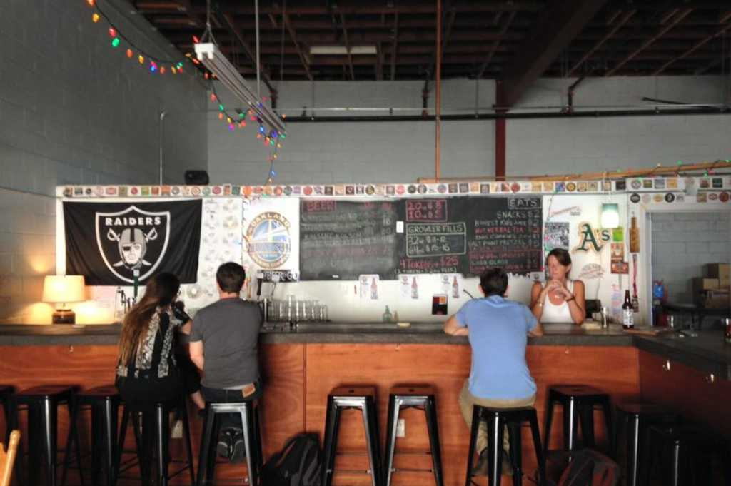 Independent Brewing Company interior