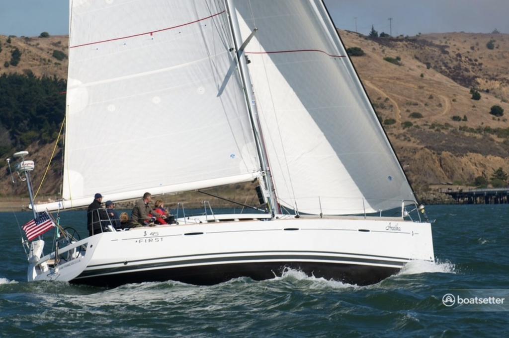 boatsetter - Elegance. Power. Safety. First 45