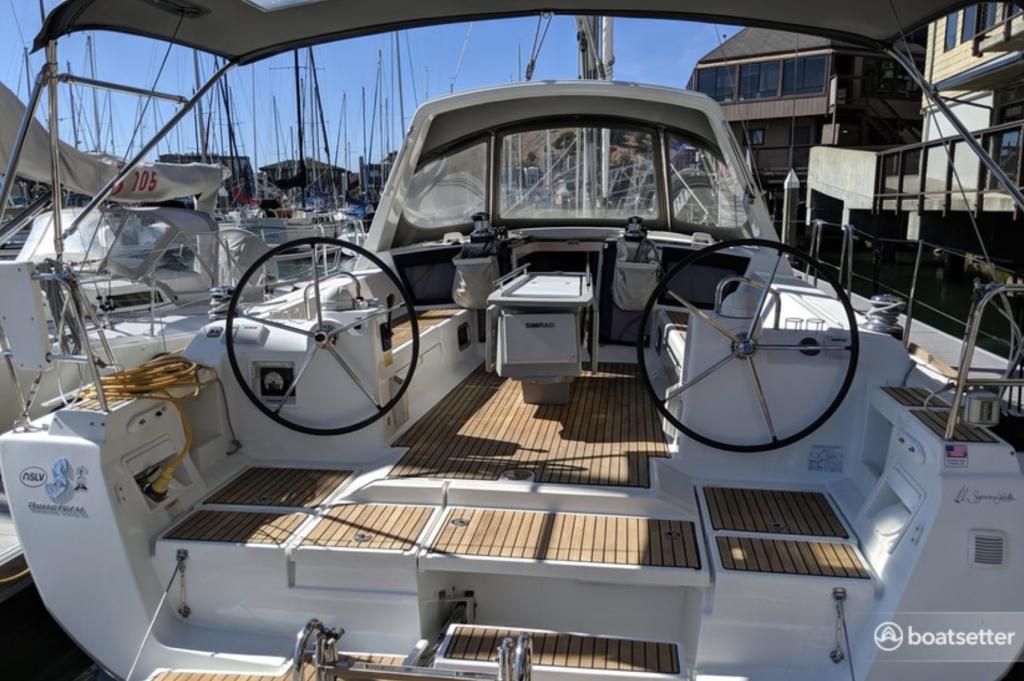 boatsetter - Oceanis 41 - Wind Waker