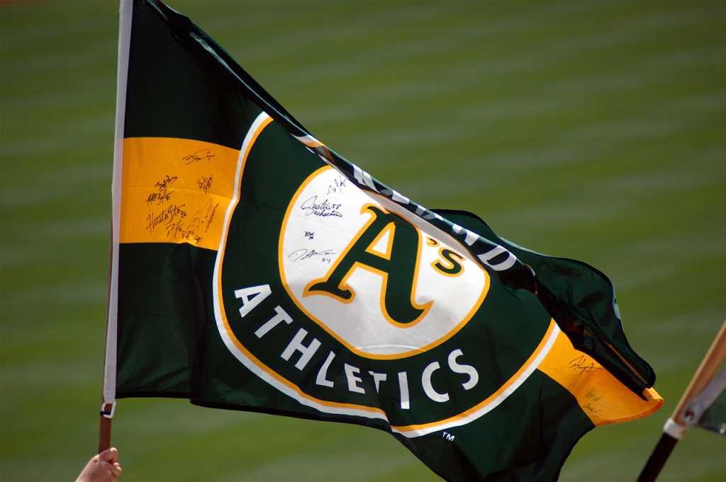 A's Flag