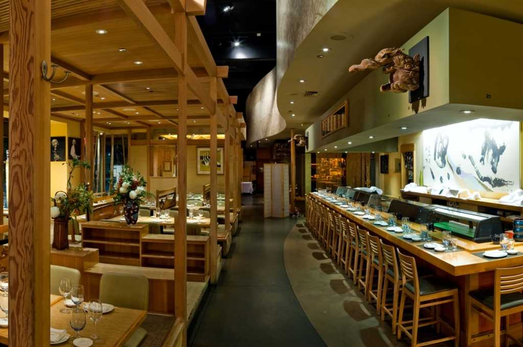 Tatami Room at Yoshi's
