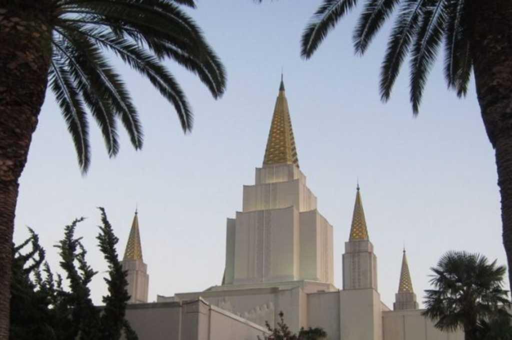 Oakland Temple Hill