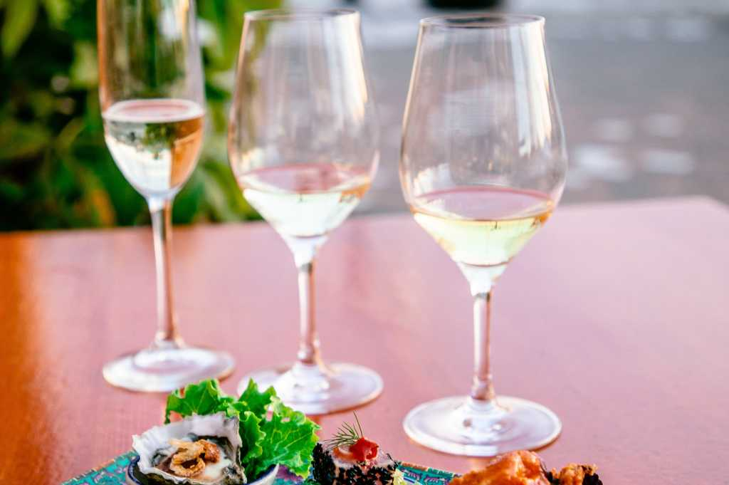 Delectable Wine Flight Pairing