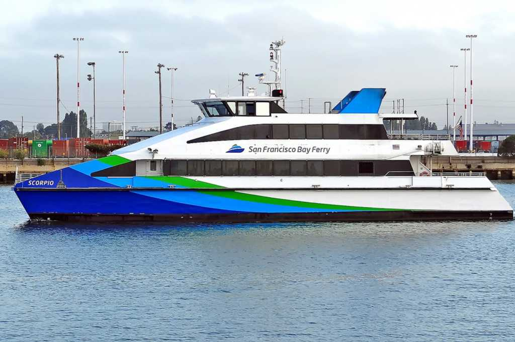 San Francisco Bay Ferry