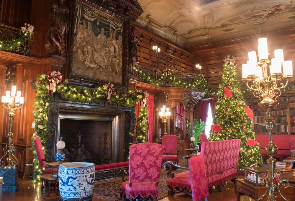 Biltmore Christmas.Christmas At Biltmore Special Events