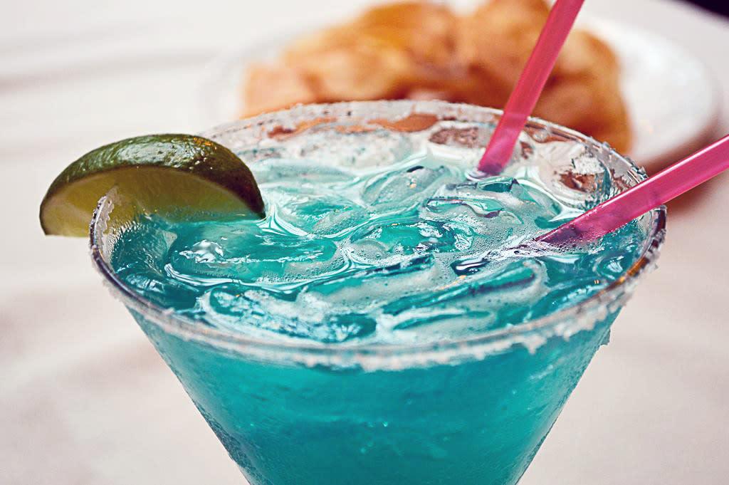 Double Eagle Turquoise Margarita